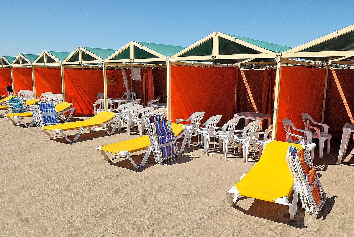 Instalaciones Y Servicios Balneario Mediterraneo Punta